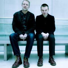 Craig Fortnam and James Larcombe